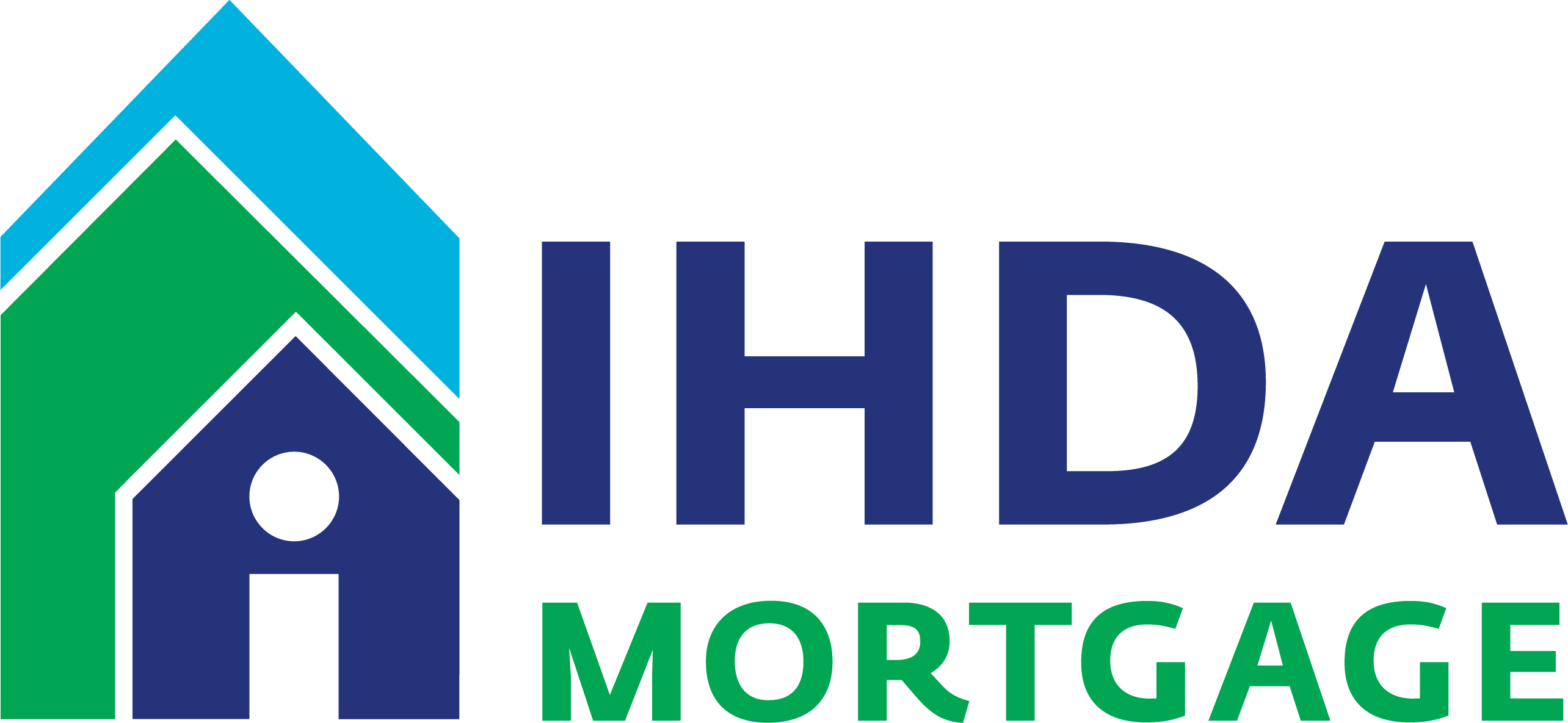IHDA Mortgage Logo
