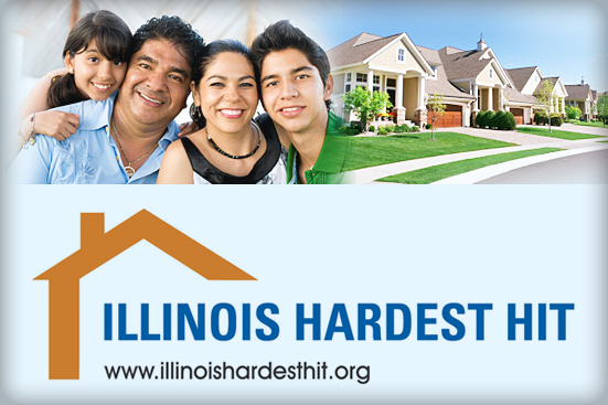 Another Home Saved Through the Illinois Hardest Hit Program